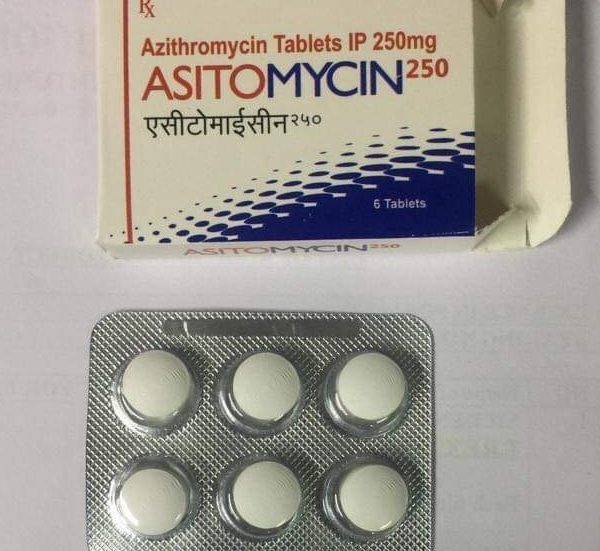 Buy Azithromycin 250 MG