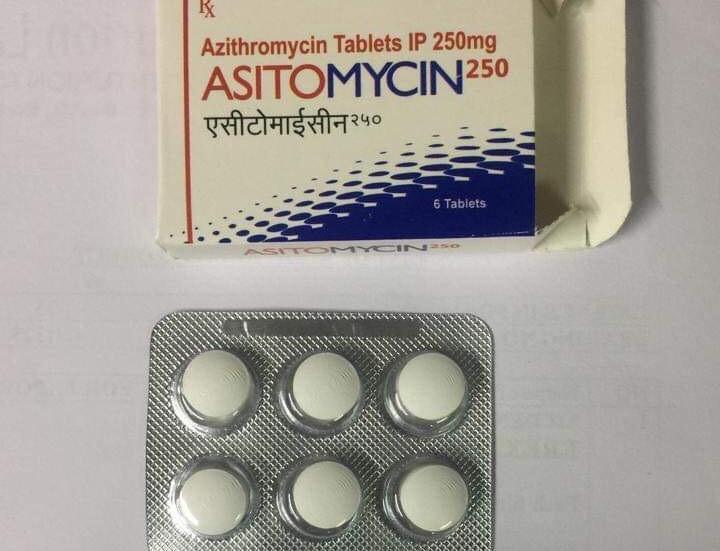 Buy Azithromycin 250 MG