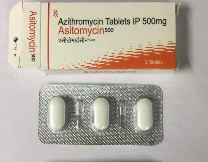 Buy Azithromycin 500 MG